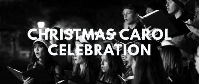 Town's Mayor and people unite to host a Christmas Carol celebration
